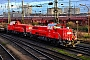 """Voith L04-18007 - DB Schenker """"265 006-7"""" 19.12.2013 - Oberhausen-WestLothar Weber"""