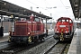 """Voith L04-18007 - DB Schenker """"265 006-7"""" 09.03.2013 - Witten, HauptbahnhofWerner Wölke"""