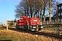 "Voith L04-18008 - DB Schenker ""265 007-5"" 02.01.2013 - Kiel-HasseeBerthold Hertzfeldt"