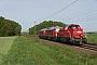 """Voith L04-18008 - DB Schenker """"265 007-5"""" 11.05.2015 - Ludwigsfelde-AhrensdorfSebastian Schrader"""