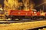 """Voith L04-18009 - DB Schenker """"265 008-3"""" 12.01.2013 - Halle, (Saale) BetriebshofAndreas Kloß"""