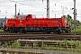 """Voith L04-18009 - DB Schenker """"265 008-3"""" 04.06.2013 - Nordhausen, BahnhofWolfgang Peters"""