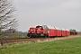 """Voith L04-18009 - DB Schenker """"265 008-3"""" 22.04.2015 - Gersdorf (bei Görlitz)Torsten Frahn"""
