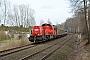 """Voith L04-18009 - DB Schenker """"265 008-3"""" 24.02.2015 - Görlitz-RauschwaldeTorsten Frahn"""