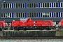 """Voith L04-18010 - DB Schenker """"265 009-1"""" 26.12.2012 - Kiel-Wik, NordhafenTomke Scheel"""
