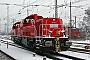 "Voith L04-18010 - DB Schenker ""265 009-1"" 17.01.2013 - Bebra