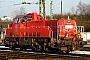 """Voith L04-18010 - DB Schenker """"265 009-1"""" 06.02.2015 - Kassel, RangierbahnhofHarald S"""