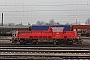 "Voith L04-18010 - DB Cargo ""265 009-1"" 20.12.2016 - Kassel, RangierbahnhofChristian Klotz"