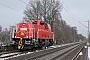 """Voith L04-18011 - DB Schenker """"265 010-9"""" 24.01.2013 - Hannover-WaldheimAndreas Schmidt"""