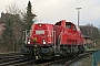 "Voith L04-18011 - DB Cargo ""265 010-9"" 11.12.2016 - BeckedorfHelge Deutgen"