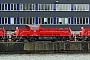 """Voith L04-18012 - DB Schenker """"265 011-7"""" 26.12.2012 - Kiel-Wik, NordhafenTomke Scheel"""