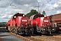 """Voith L04-18013 - DB Cargo """"265 012-5"""" 29.07.2017 - Neuhof-Opperz , Bahnhof Neuhof (Kr Fulda)Lucas Ohlig"""