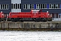 """Voith L04-18014 - DB Cargo """"265 013-3"""" 08.08.2016 - Kiel-Wik, NordhafenTomke Scheel"""
