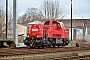 """Voith L04-18015 - DB Schenker """"265 014-1"""" 12.01.2015 - NieskyTorsten Frahn"""