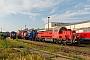 """Voith L04-18015 - DB Cargo """"265 014-1"""" 22.08.2019 - Cottbus, AusbesserungswerkSebastian Schrader"""
