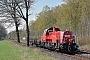 """Voith L04-18016 - DB Cargo """"265 015-8"""" 11.04.2019 - Schwerte-GeiseckeJens Grünebaum"""