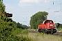 """Voith L04-18019 - DB Schenker """"265 018-2"""" 01.08.2014 - BantelnAndreas Schmidt"""