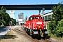 """Voith L04-18020 - DB Schenker """"265 019-0"""" 08.07.2013 - Kiel, Bahnhof NordhafenStefan Motz"""