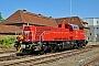 """Voith L04-18021 - DB Schenker """"265 020-8"""" 10.07.2013 - Kiel-Wik, NordhafenJens Vollertsen"""