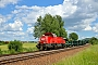 """Voith L04-18021 - DB Cargo """"265 020-8"""" 07.06.2017 - Markersdorf -GersdorfTorsten Frahn"""