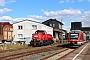 """Voith L04-18021 - DB Cargo """"265 020-8"""" 26.08.2018 - NordhausenPeter Wegner"""