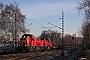 """Voith L04-18024 - DB Schenker """"265 023-2"""" 22.01.2016 - Bottrop-Welheimer MarkIngmar Weidig"""