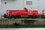 """Voith L04-18025 - DB Cargo """"265 024-0"""" 22.12.2020 - Kiel-Wik, NordhafenTomke Scheel"""