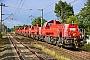 """Voith L04-18027 - DB Cargo """"265 026-5"""" 07.08.2016 - Flintbek (Kiel)Jens Vollertsen"""