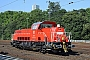 """Voith L04-18028 - DB Schenker """"265 027-3"""" 18.07.2014 - Köln, Bahnhof WestAndré Grouillet"""