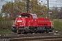 "Voith L04-18028 - DB Cargo ""265 027-3"" 14.11.2016 - Oberhausen, Rangierbahnhof WestRolf Alberts"