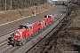 "Voith L04-18028 - DB Cargo ""265 027-3"" 27.02.2019 - Duisburg-Neudorf, Abzweig LotharstraßeMartin Welzel"