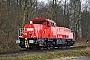 "Voith L04-18029 - DB Schenker ""265 028-1"" 15.01.2014 - Kiel-WikBerthold Hertzfeldt"
