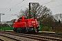 """Voith L04-18029 - DB Schenker """"265 028-1"""" 18.02.2014 - Duisburg-Neudorf, Abzweig LotharstraßeLothar Weber"""