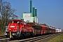"""Voith L04-18029 - DB Schenker """"265 028-1"""" 12.03.2014 - Duisburg-Wanheim-Angerhausen, BahnhofLothar Weber"""