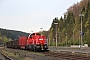 "Voith L04-18029 - DB Schenker ""265 028-1"" 07.04.2014 - Brilon Wald
