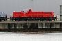 """Voith L04-18030 - DB Schenker """"265 029-9"""" 09.02.2014 - Kiel-Wik, NordhafenTomke Scheel"""