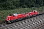 "Voith L04-18031 - DB Cargo ""265 030-7"" 04.10.2016 - Duisburg-Neudorf, Abzweig LotharstraßeMalte Werning"