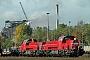 "Voith L04-18031 - DB Cargo ""265 030-7"" 18.10.2016 - Duisburg-HüttenheimThomas Gottschewsky"