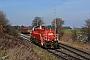 """Voith L04-18032 - DB Cargo """"265 031-5"""" 08.02.2018 - Euskirchen-WüschheimWerner Schwan"""