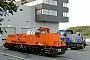 Voith L04-18036 - northrail 30.09.2012 - Kiel-Wik, NordhafenTomke Scheel