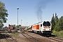 "Voith L06-40008 - hvle ""V 490.3"" 16.05.2014 - Hamburg-Billbrook, Bahnhof TiefstackGunnar Meisner"