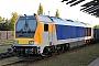 """Voith L06-40009 - NRS """"92 80 1264 009-2 D-NRS"""" 24.05.2015 Neustrelitz,BahnhofSüd [D] Paul Henke"""