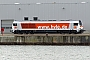"Voith L06-40040 - hvle ""V 490.2"" 19.03.2011 - Kiel-WikTomke Scheel"