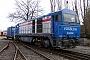 "Vossloh 1001028 - LC ""G2000.01"" 05.03.2003 - Moers, Vossloh Locomotives GmbH, Service-ZentrumHartmut Kolbe"