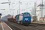 """Vossloh 1001028 - OHE """"Fz. 1028"""" 07.03.2013 - SuderburgJürgen Steinhoff"""