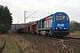 """Vossloh 1001028 - OHE Cargo """"Fz. 1028"""" 16.01.2015 - Natrup-HagenHeinrich Hölscher"""