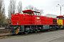 """Vossloh 1001129 - MVG """"1001-129"""" 11.11.2005 - Moers, Vossloh Locomotives GmbH, Service-ZentrumRolf Alberts"""