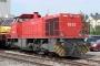 """Vossloh 1001129 - CFL Cargo """"1503"""" 10.06.2007 - EttelbrückNicolas Hoffmann"""