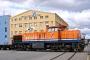 Vossloh 1001137 - Seehafen Kiel 02.10.2007 - Kiel, OstuferhafenBerthold Hertzfeldt