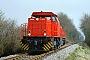"""Vossloh 1001138 - HRS """"207 CL 138"""" 12.04.2002 - NeuwittenbekAlexander Leroy"""